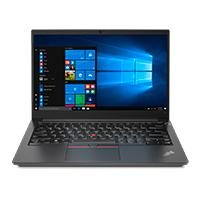 LENOVO THINK / E14 / 14 FHD / CORE I7 1165G7 HASTA 4.7 GHZ / 16 GB DDR4 3200 MGHZ / 512 SSD / WIN 10 PRO / 1 AÑO EN SITIO