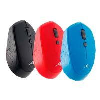 MOUSE INALAMBRICO USB ACTECK COLOR NEGRO