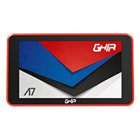 TABLET GHIA A7 WIFI/A50 QUADCORE/WIFI/BT/1GB/16GB/0.3MP2MP/2100MAH/ANDROID 9 GO EDITION/ROJA