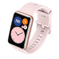 WATCH FIT HUAWEI, COLOR ROSA PALIDO